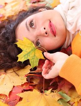 做好秋季减肥 甩掉自己身上的肥肉