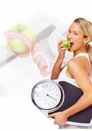 减肥总之一句话:管住嘴,迈开腿