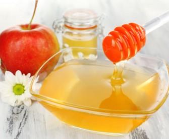 苹果配蜂蜜 瘦身效果绝对响当当